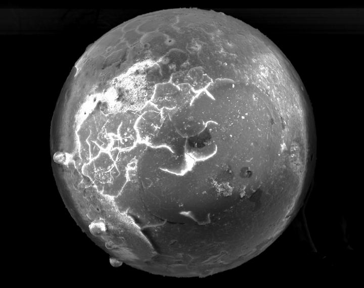 Microtektites Are Likely from Unknown Meteor Impact