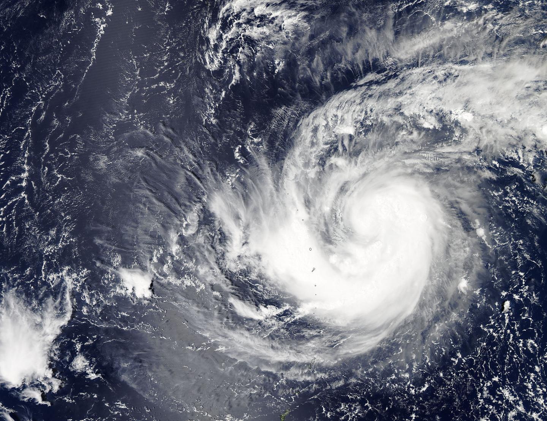 MODIS Image of Kravanh