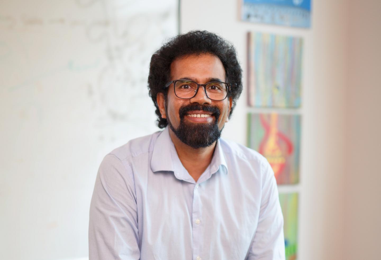 Scripps Research Neuroscientist Sathya Puthanveettil, Ph.D.
