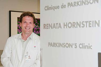 Dr. Ron Postuma, McGill University Health Centre