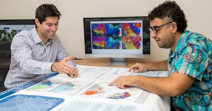 Mapping Soil Moisture
