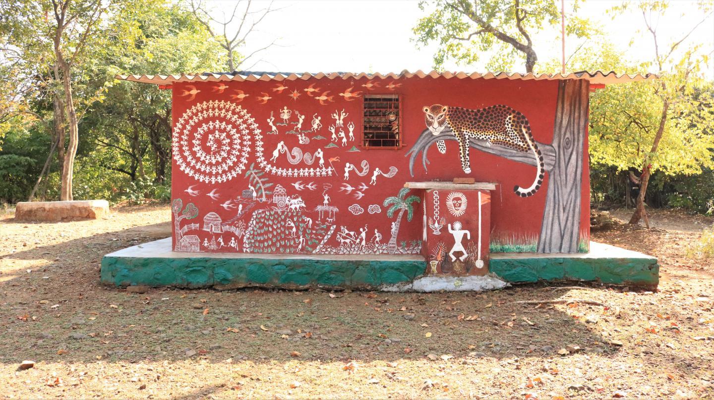 Waghiba Shrine