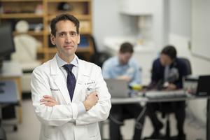Paul Marasco, PhD, Cleveland Clinic's Lerner Research Institute