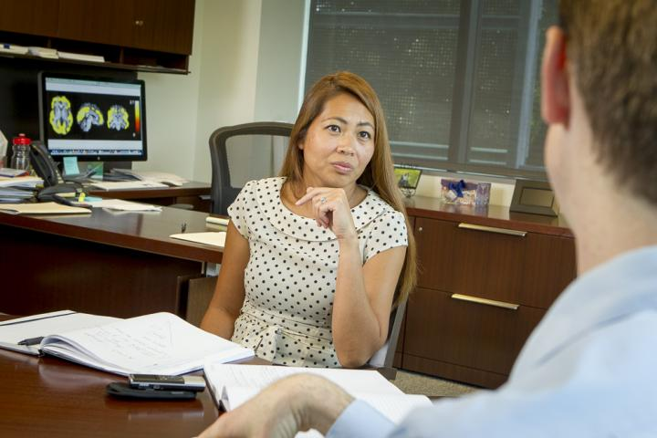 Francesca M. Filbey, Center for BrainHealth