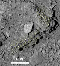 Asteroid Ryugu up Close