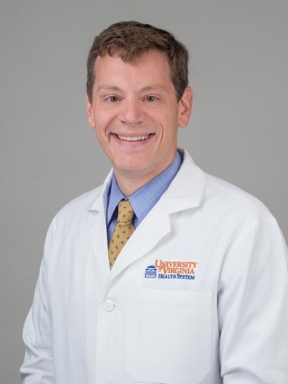 Timothy Showalter, M.D., University of Virginia Health System