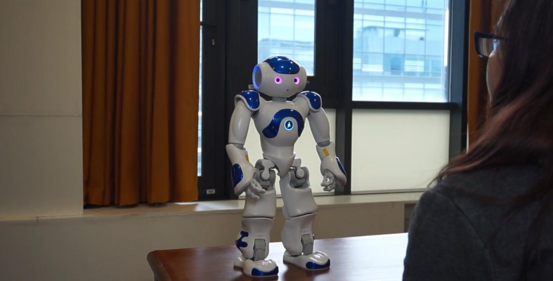 Robot Counselor NAO