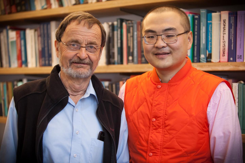 Berthold Horn and Liang Wang,  Massachusetts Institute of Technology, CSAIL