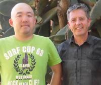 Yasuhiro Ishihara, Hiroshima University, and Christoph Vogel, UC Davis