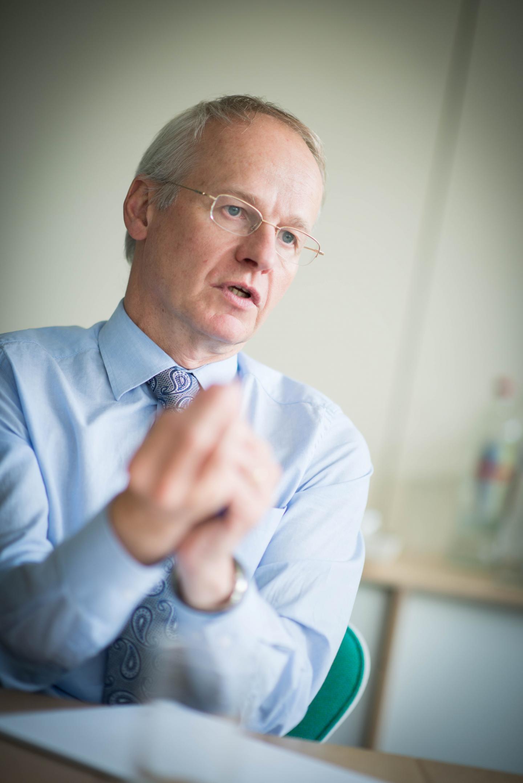 Jo Bury, Chair of EU-LIFE