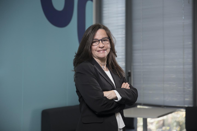 UOC researcher, Montse Guitert