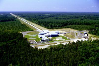 LIGO Facility, Livingston