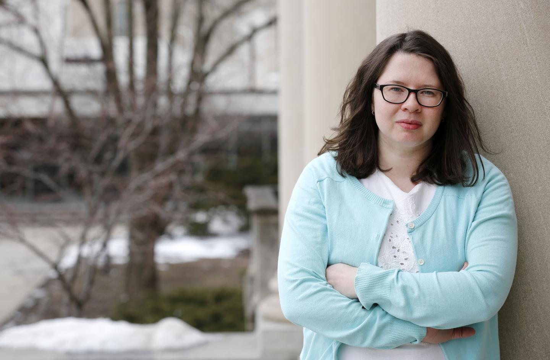 Amelia Karraker, Iowa State University