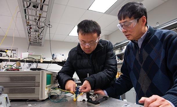 Zhang and Co.