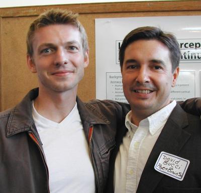David Bucci and Michael Hopkins, Dartmouth College