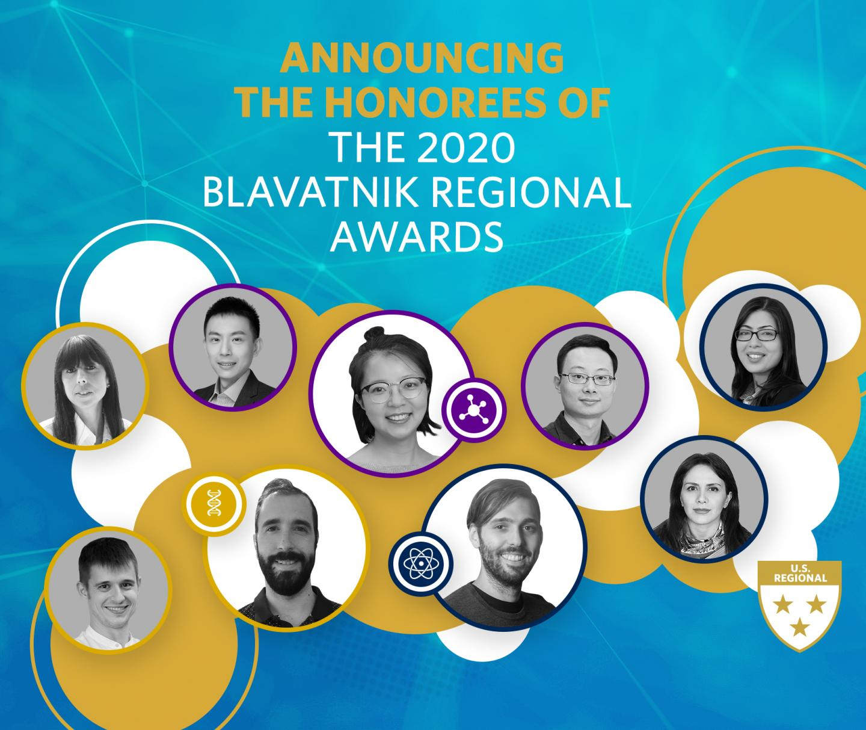 2020 Blavatnik Regional Awards Announced During National Postdoc Appreciation Week