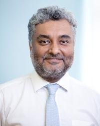 Dr. Sanjay Popat, Royal Marsden Hospital NHS Foundation Trust, London, UK, Abstract Author