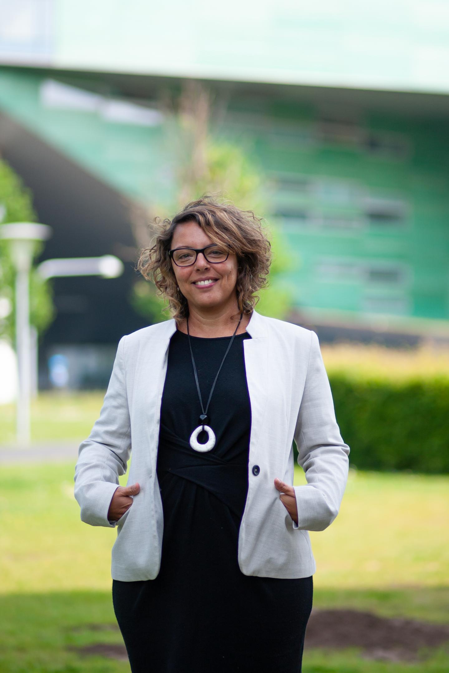 Professor of Microbial Community Ecology Joana Falcao Salles