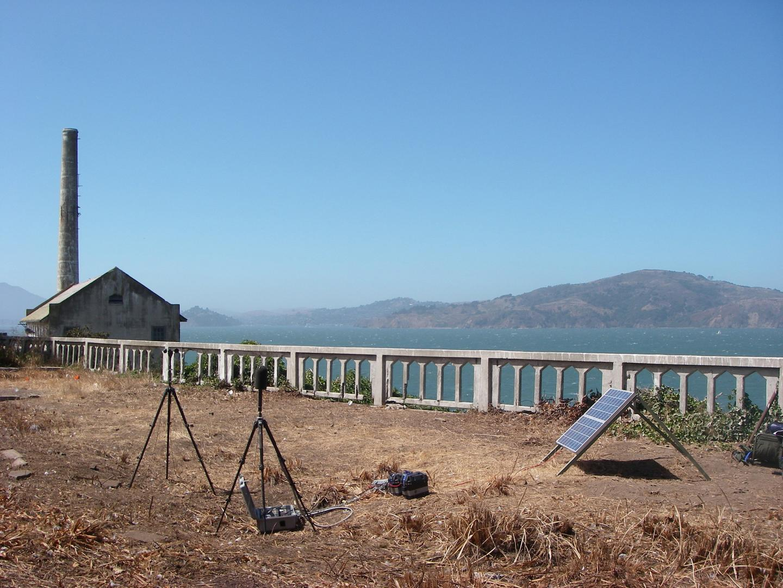 Sound Alcatraz Island