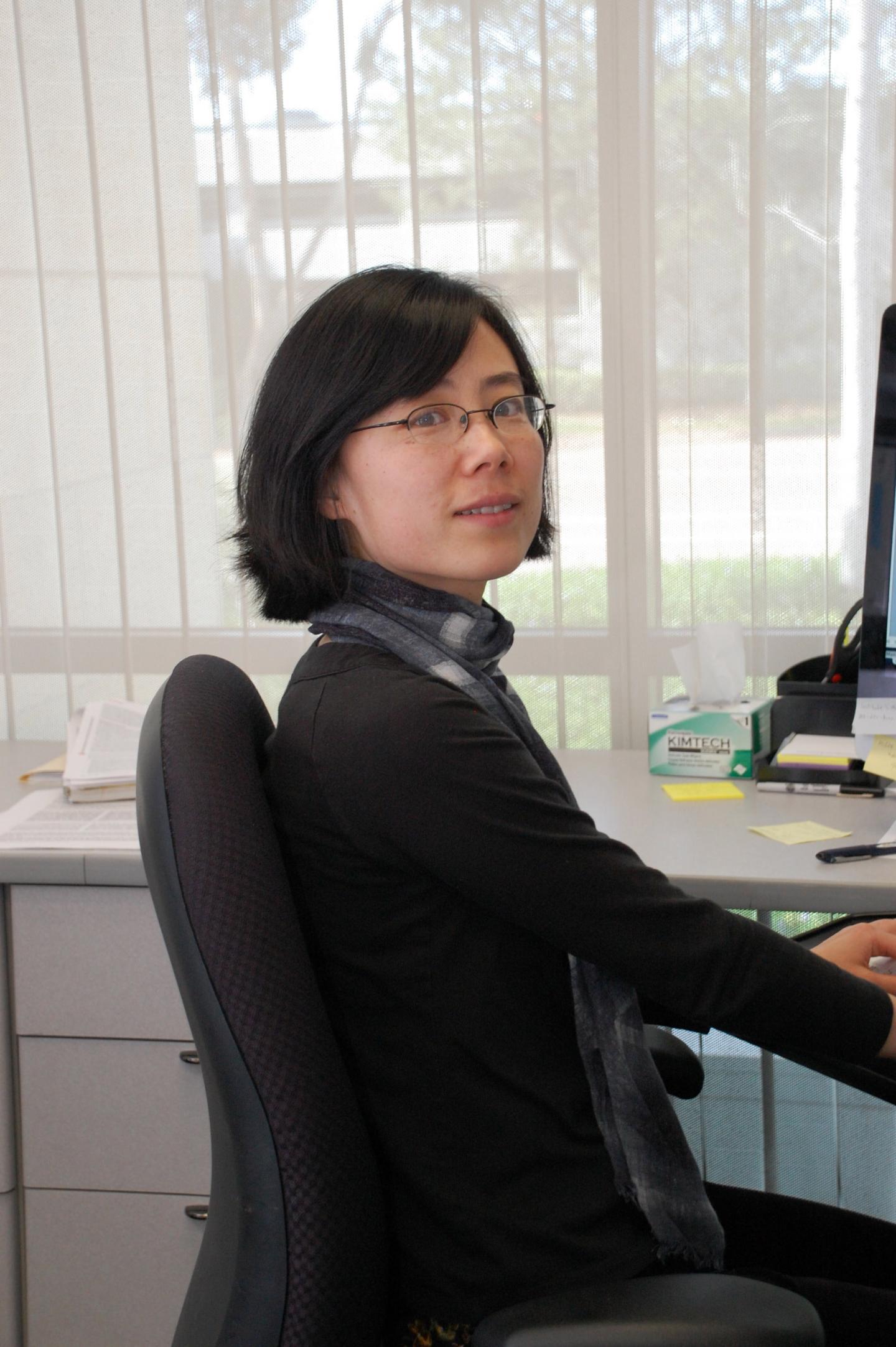 Crystal Zhao, Sanford-Burnham Prebys Medical Discovery Institute