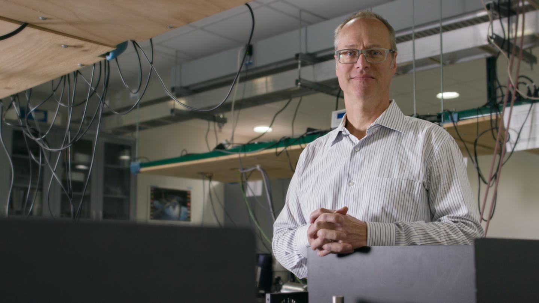 Dr. Randall Ellingson, professor of physics at The University of Toledo