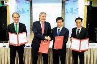 NTU and Schaeffler Signed a Research Agreement