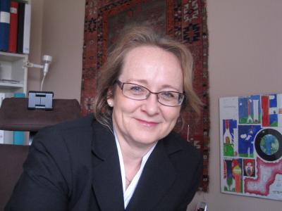 Dr. Marianne Schultzberg, Karolinska Institutet