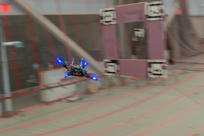 Fast Drones