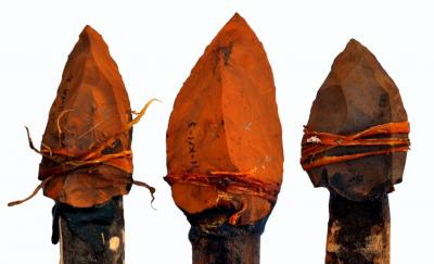 Oldest Stone-Tipped Spear Points (2 of 3)