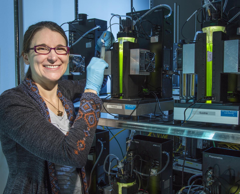 Amanda Barry, DOE/Los Alamos National Laboratory