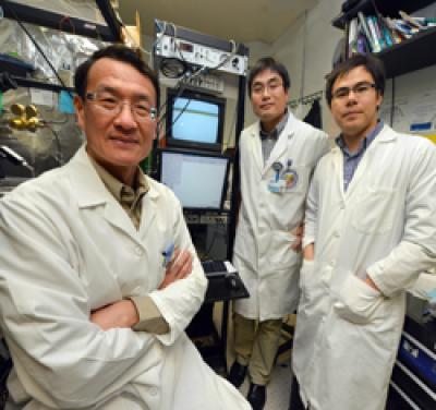 Dr. Lin Mei, Dr. Yongjun Chen, and Dr. Chengyong Shen, Georgia Health Sciences University