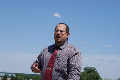 Tony Lupo, University of Missouri-Columbia