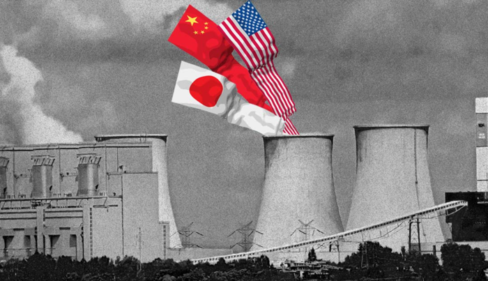 Like China, Japan and the U.S. Continue to Finance Overseas Fossil Fuel Power Technologies