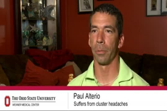Ohio State Surgeons First in US to Insert Neurostimulator into Patient to Treat Severe Headaches