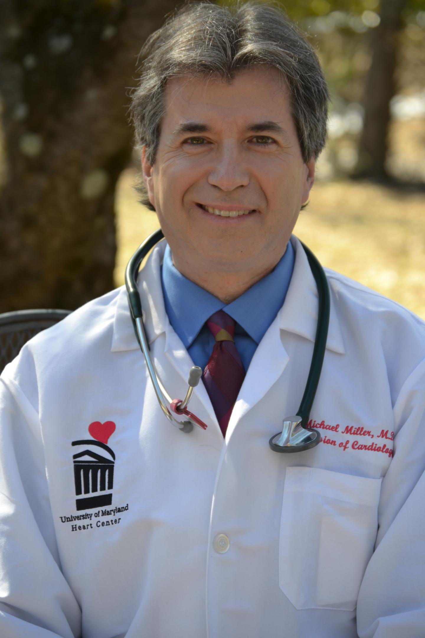 Michael Miller, M.D., University of Maryland Medical Center
