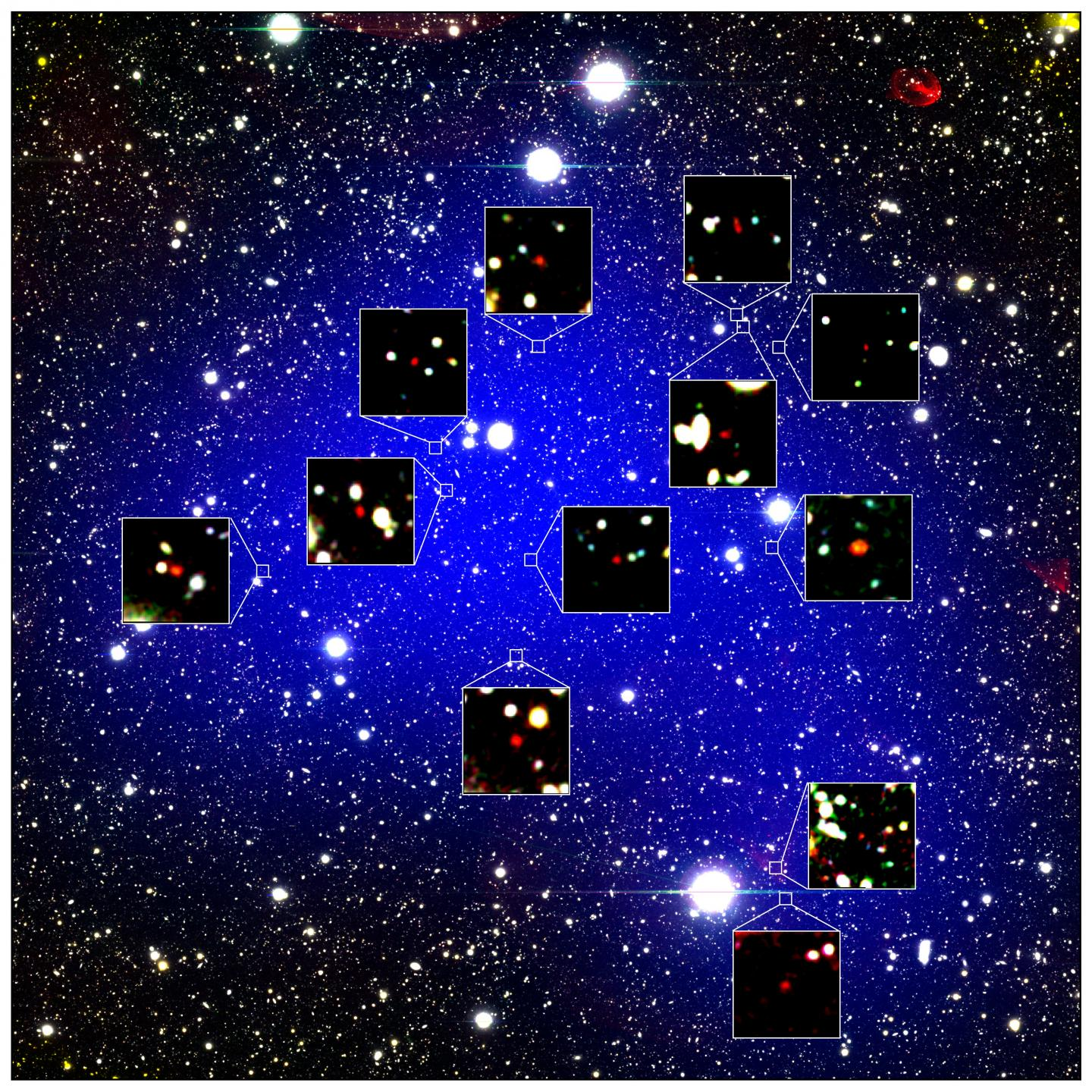 The Most Distant Protocluster Discovered by the Subaru Telescope