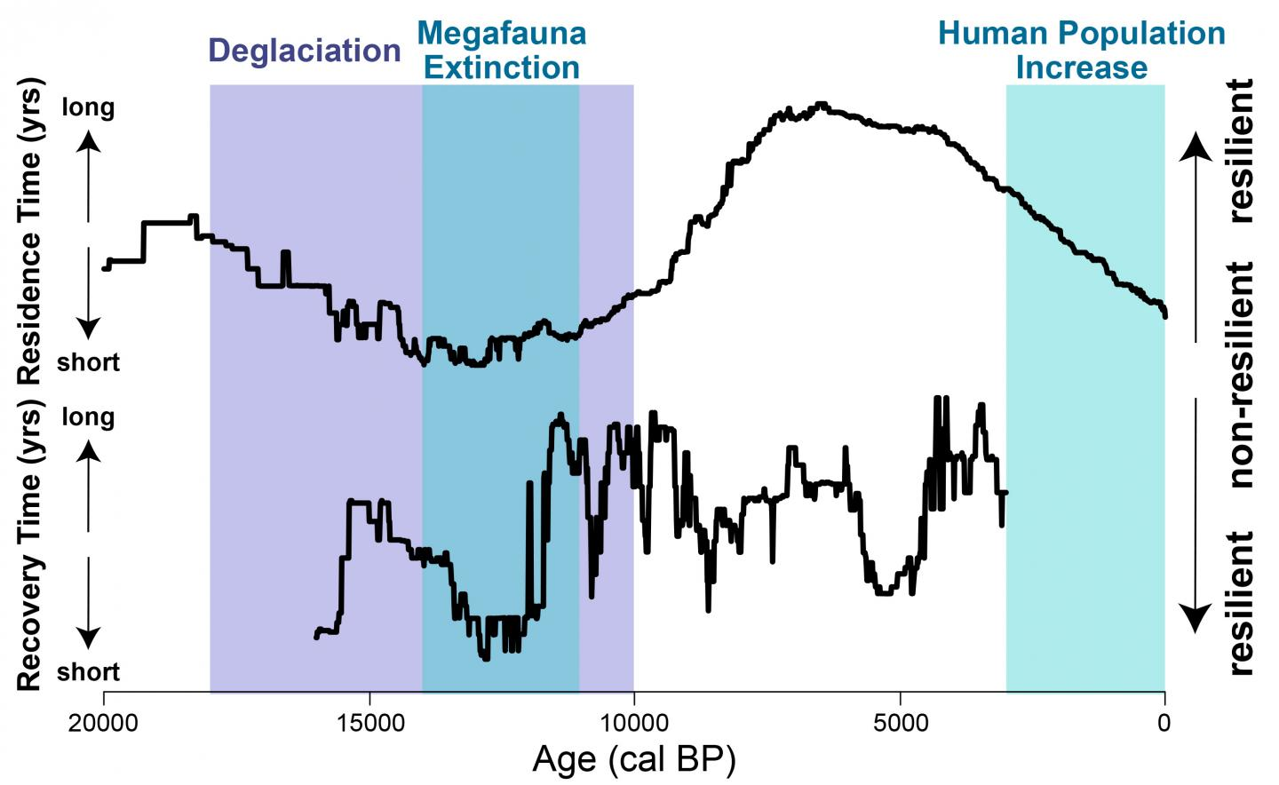 Changes in Resilience Over Time