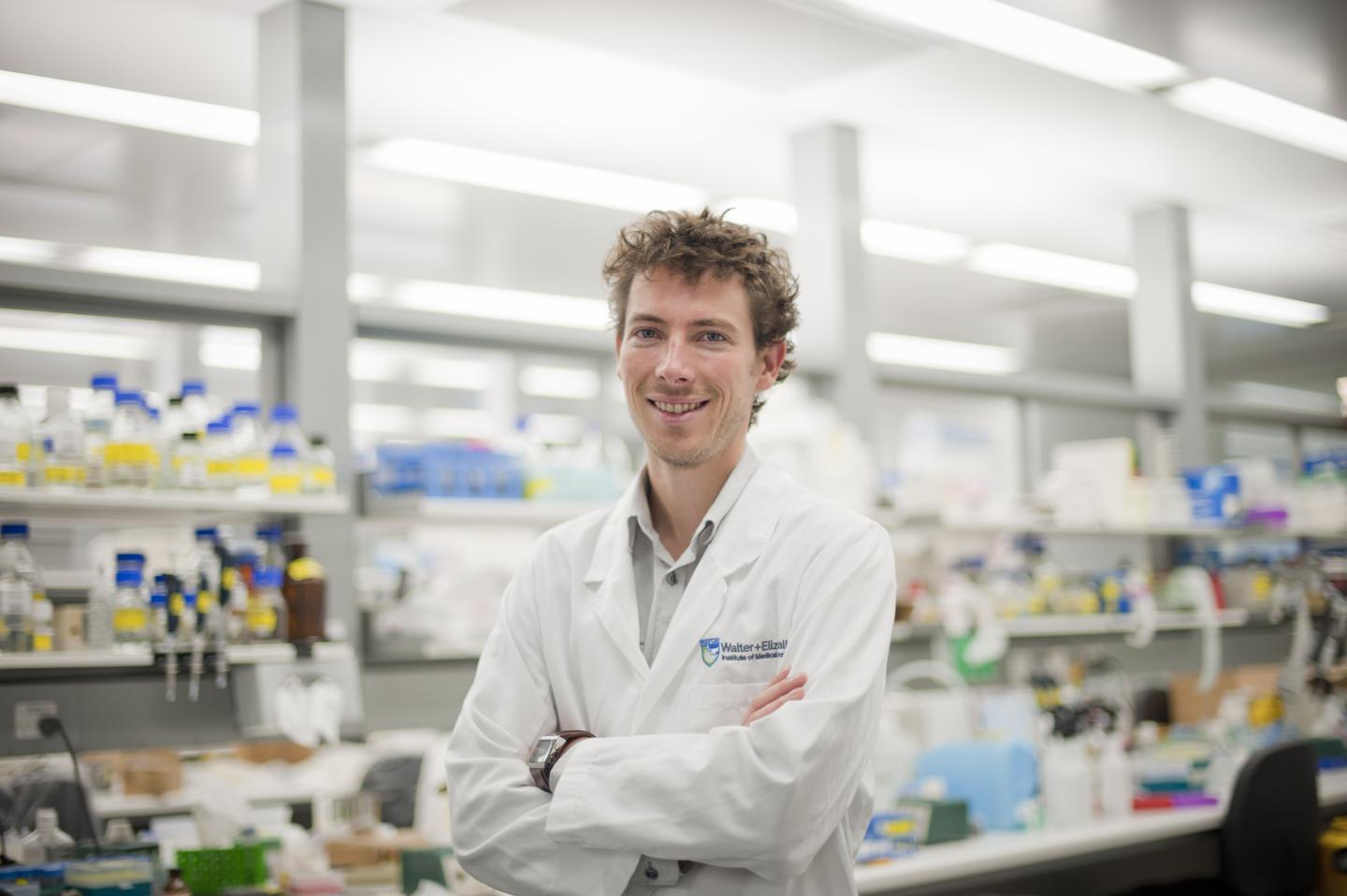 Dr. Seth Masters, Walter and Eliza Hall Institute