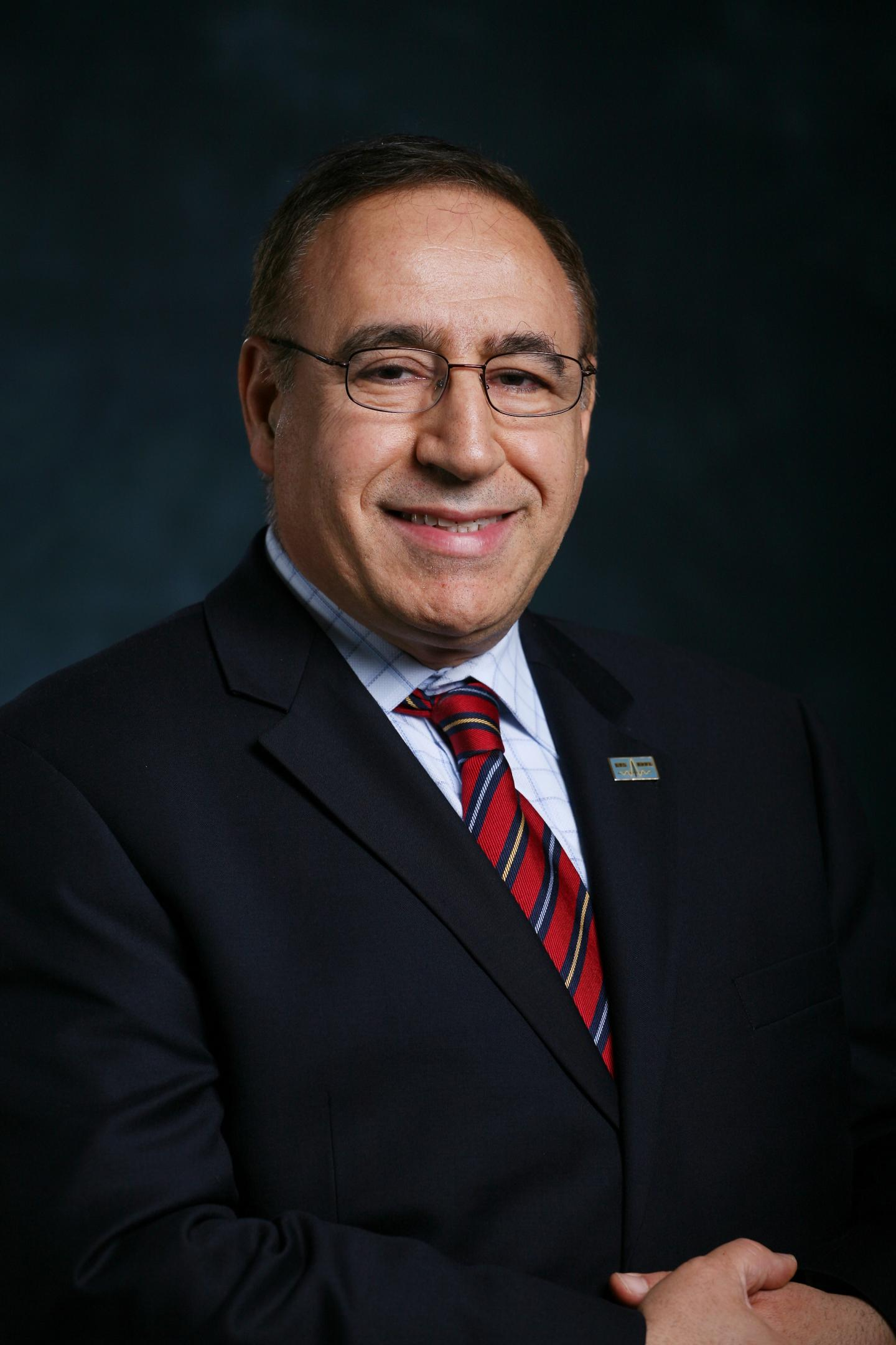 Metin Akay, University of Houston John S. Dunn Endowed Chair Professor of Biomedical Engineering and department chair