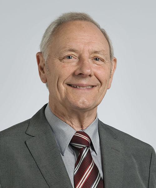 Dr. Michael Stanton-Hicks, Cleveland Clinic