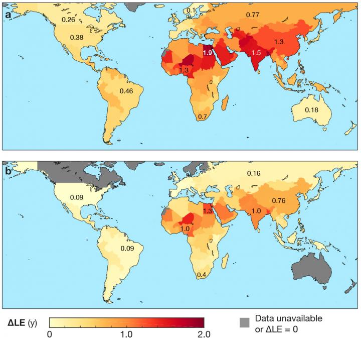 Air Pollution Around the World