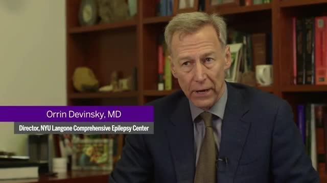 Orrin Devinsky, M.D., NYU Langone Health