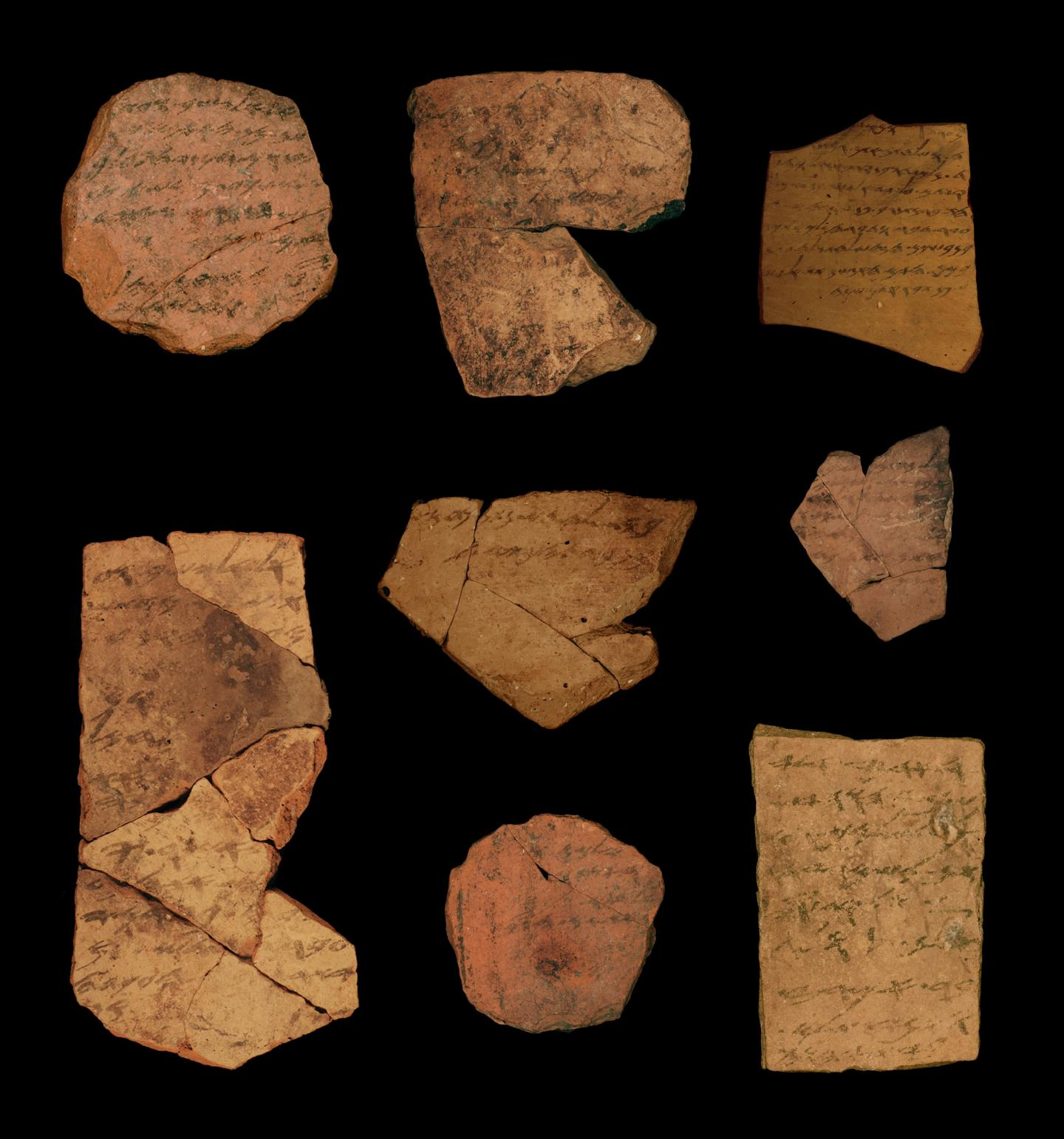 Hebrew ostraca