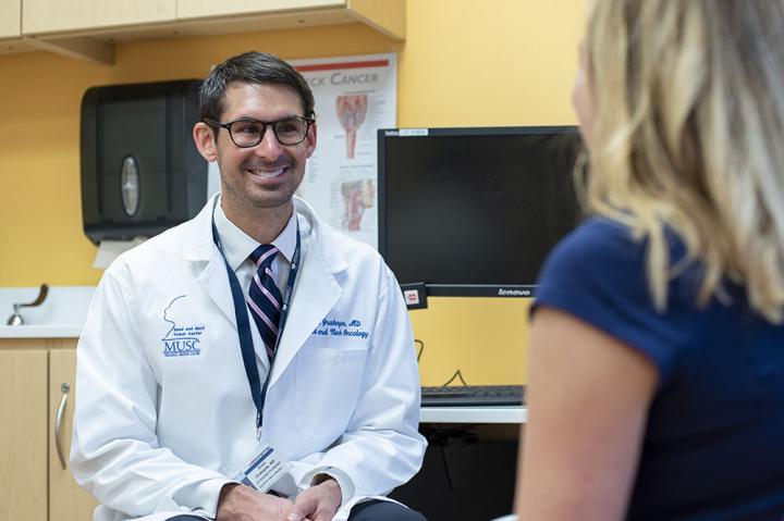 Dr. Evan Graboyes, Medical University of South Carolina