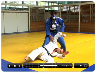 Measuring Energy Use in Judo