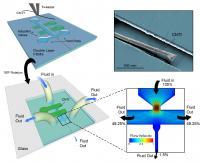 Microfluid Implant Method