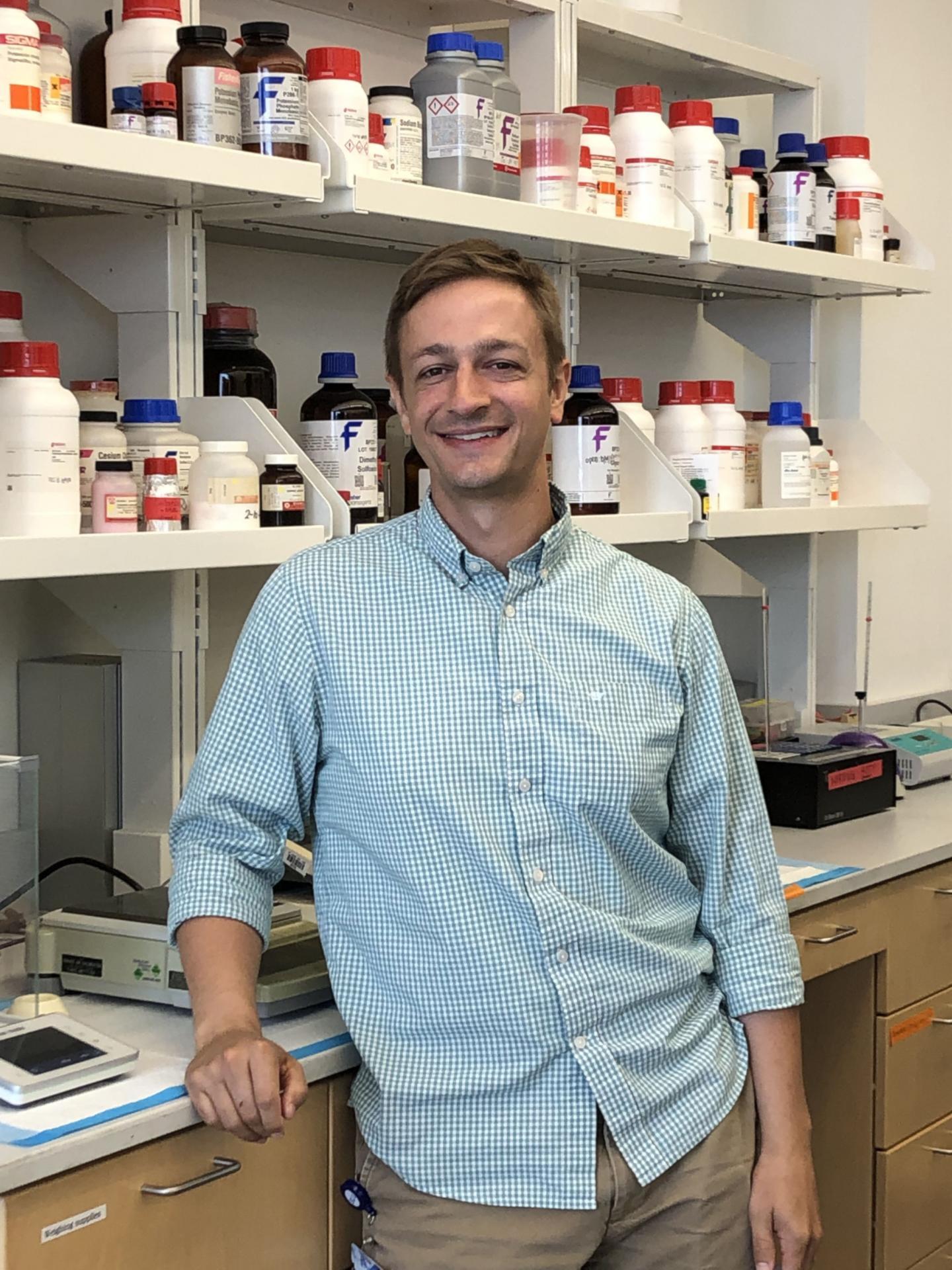 Kyle McCommis, Ph.D., Saint Louis University