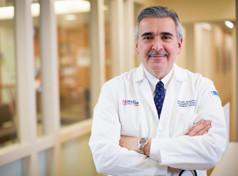 Joseph Sparano, Albert Einstein College of Medicine
