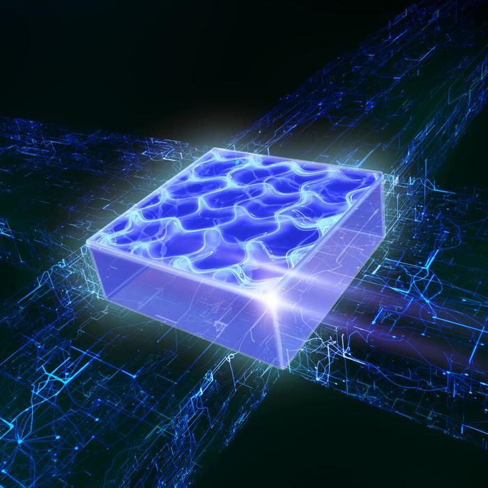 Supersolid quantum gas
