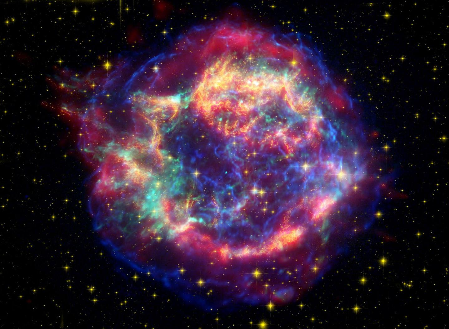 Real supernovae data are informing machine learning for the first time
